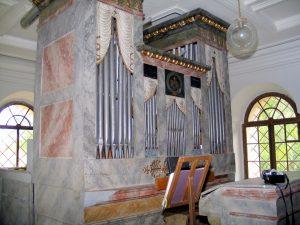 Die Orgel (Aufnahme von Walter Beichl 07.2005)