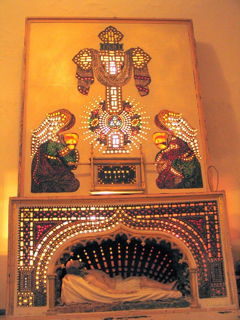 Das Heilige Grab (Aufnahme von Walter Beichl 07.2005)